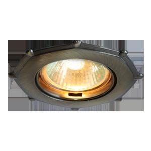 Светильник галоген Росток ELP117 AB