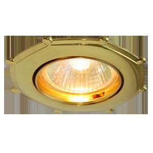 Светильник галоген Росток ELP117 GD