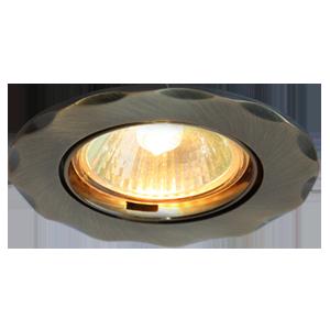 Светильник галоген Росток ELP147 AB