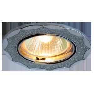 Светильник галоген Росток ELP149 CH+SL