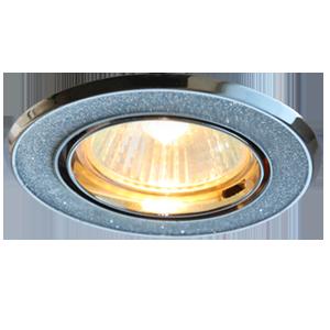 Светильник галоген Росток ELP150 CH+SL